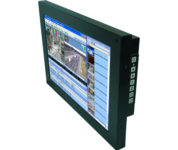 Rugged Wide Screen LCD Display